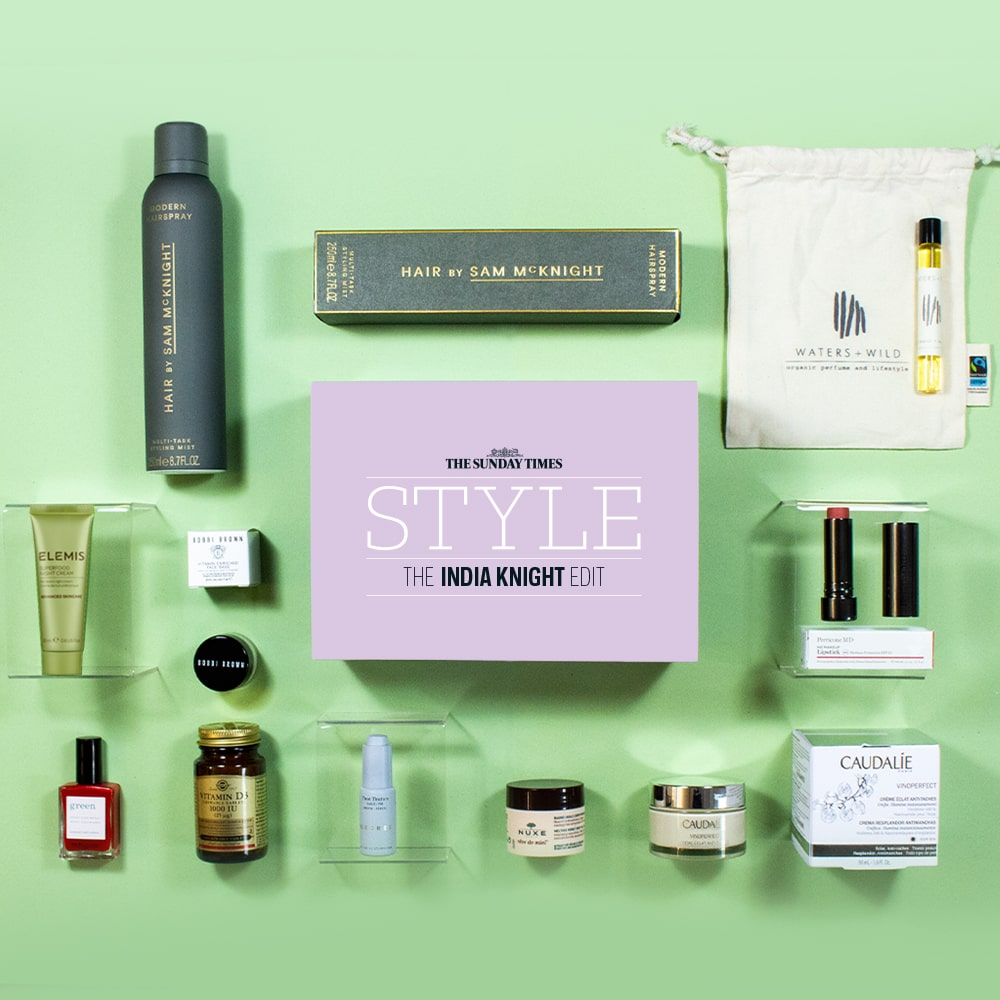 Latest in Beauty Style Box India Knight 2020