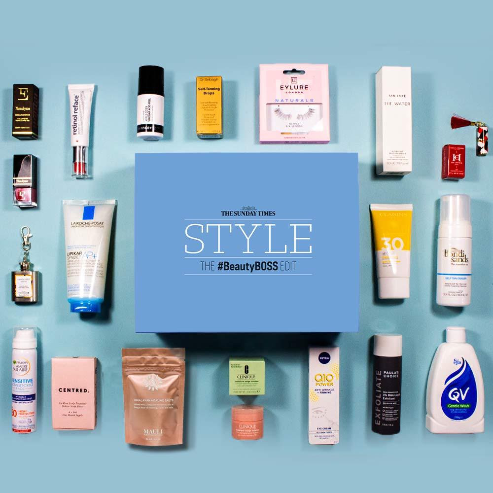 Latest in Beauty Style Box The Beauty Boss 2020
