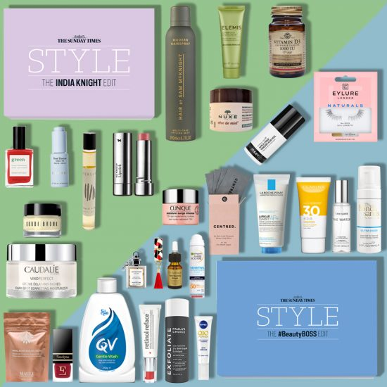 Latest In Beauty Sunday Times Style Edit Boxes 2020