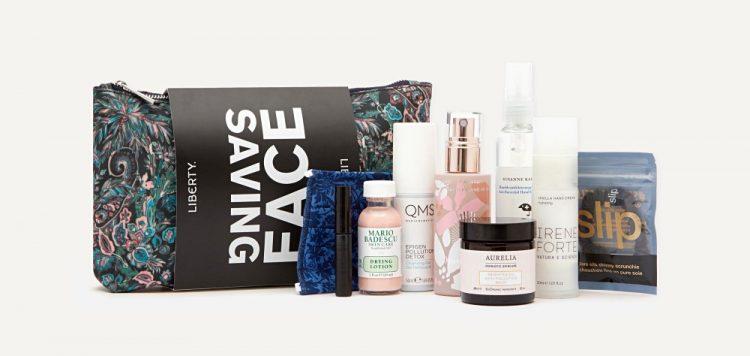 Liberty Saving Face Beauty Bag 2020