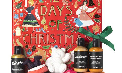 Lush 12 Days of Christmas 2020