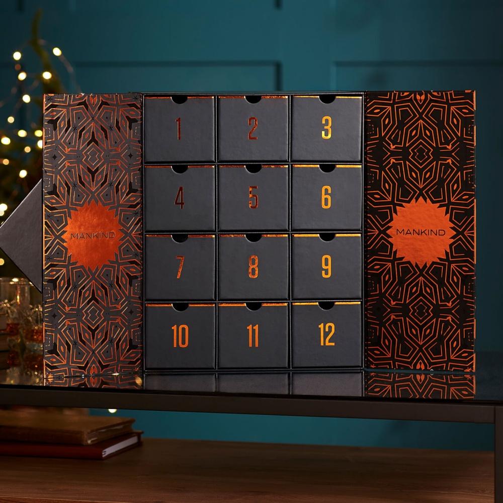 Mankind 12 Days of Christmas Advent Calendar 2020