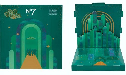 No7 12 Days In Emerald City Beauty Advent Calendar 2020