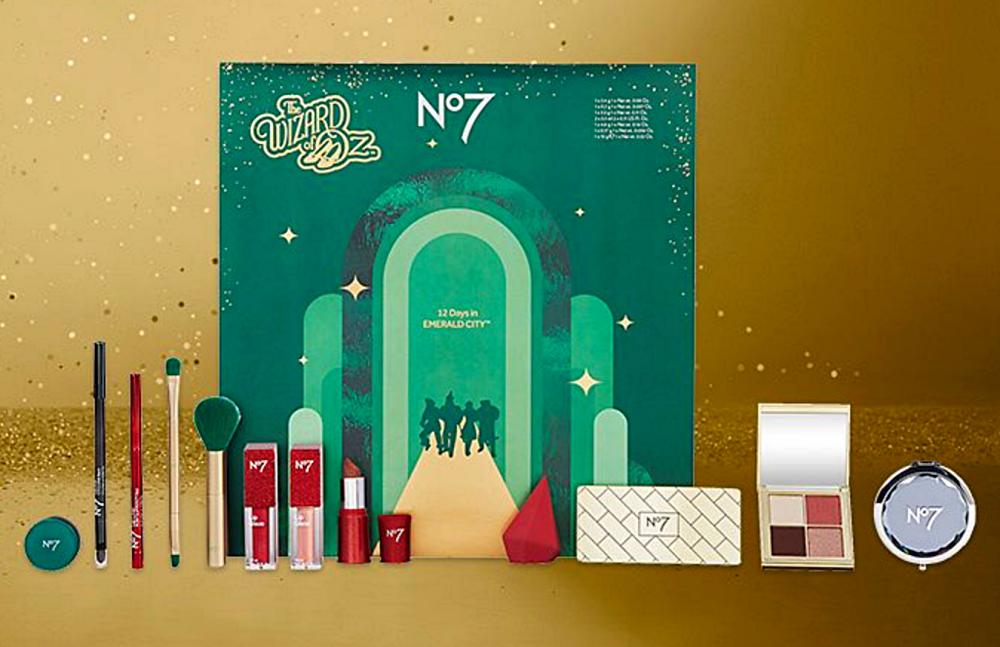 No7 The Wizard of Oz Advent Calendar 2020