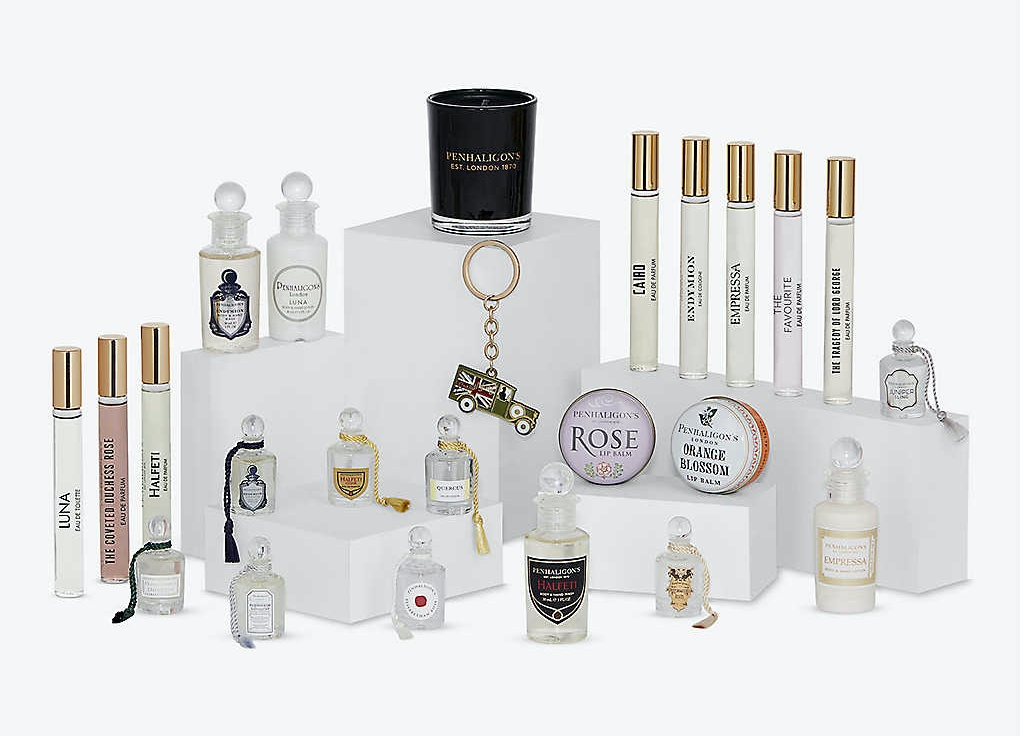 Penhaligon's Advent Calendar Contents 2020