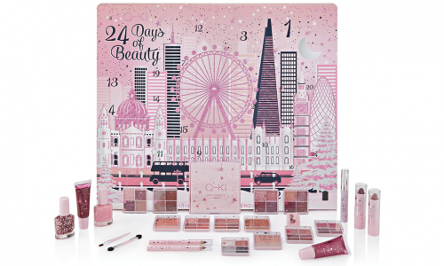 Q-Ki 24 Days of Beauty London Advent Calendar
