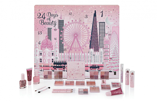 Q-Ki 24 Days of Beauty London Advent Calendar