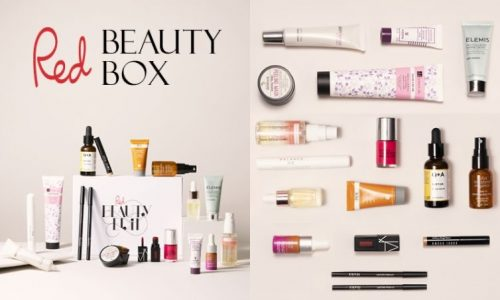 Red Beauty Box 2020