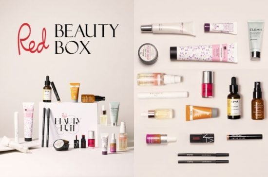 Red Beauty Box October 2020 – Worth £260!