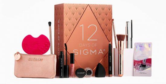 Sigma 12 Day Advent Calendar 2020