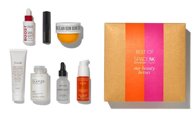Space NK Best of Space Nk Gift Set 2020