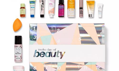 Target 12 Days of Beauty Advent Calendar 2020