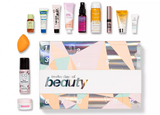 Target 12 Days of Beauty 2020