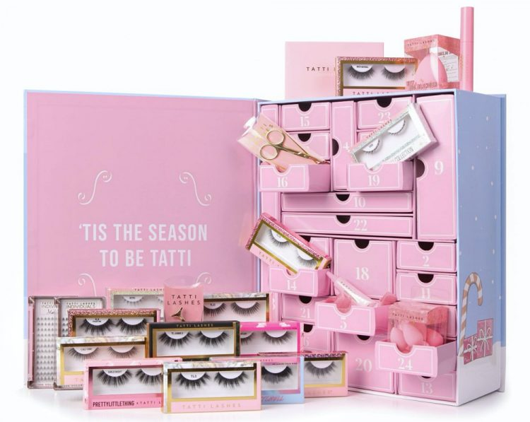 Tatti Lashes Advent Calendar 2020