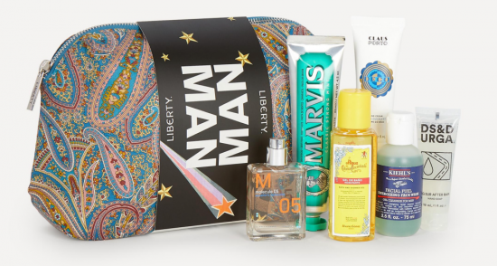 Liberty London The Men's Kit Gift Set