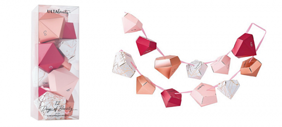 Ulta 12 Days Of Beauty Advent Calendar 2020