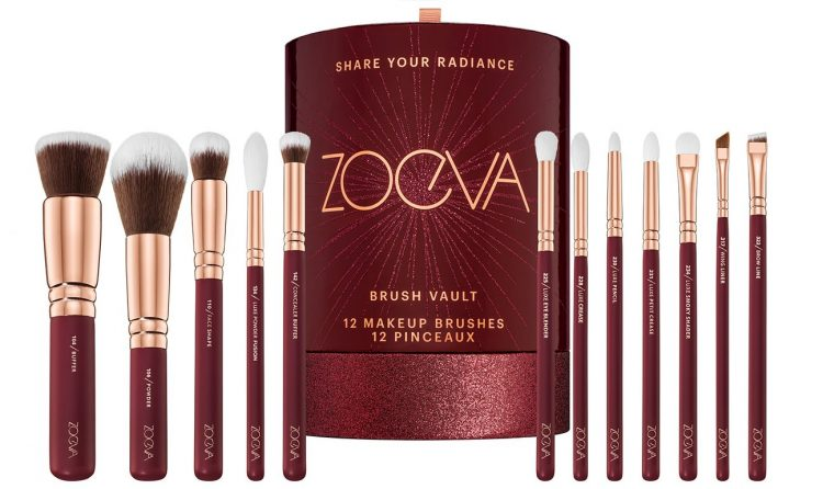 Zoeva Advent Calendar Brush Vault 2020