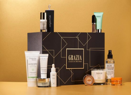Glossybox x Grazia 12 Days of Christmas 2020 – Now £75!