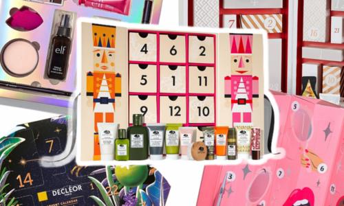 10 Beauty Calendars Under £100