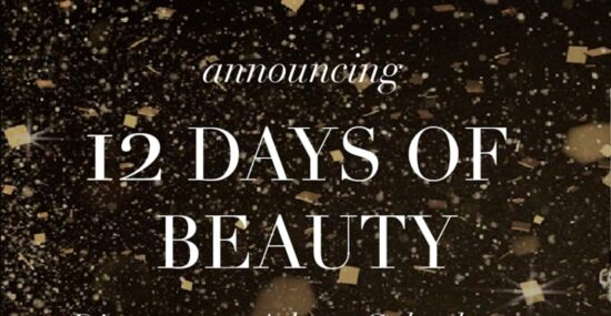 111Skin Beauty Advent Calendar 2020 – Sign Up To The Waitlist!