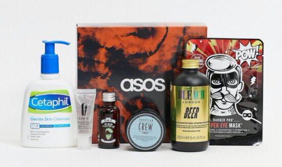 ASOS Luxe Grooming Box – Worth £51!