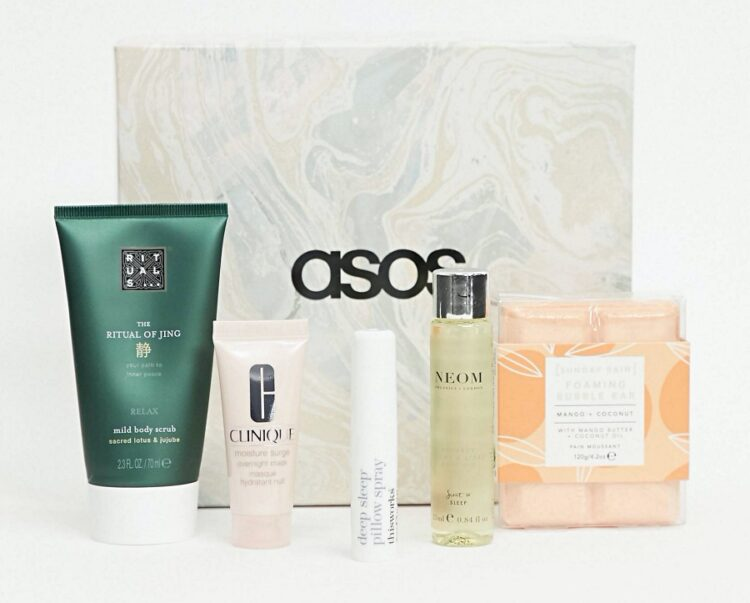 ASOS Self Care Box 2020