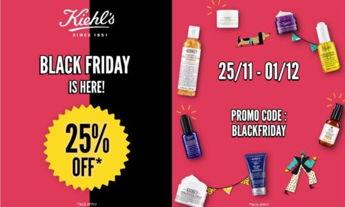 Kiehl's Black Friday 2020