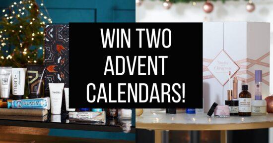 WIN! Beauty Expert & Mankind Advent Calendars – PLUS 20% Off