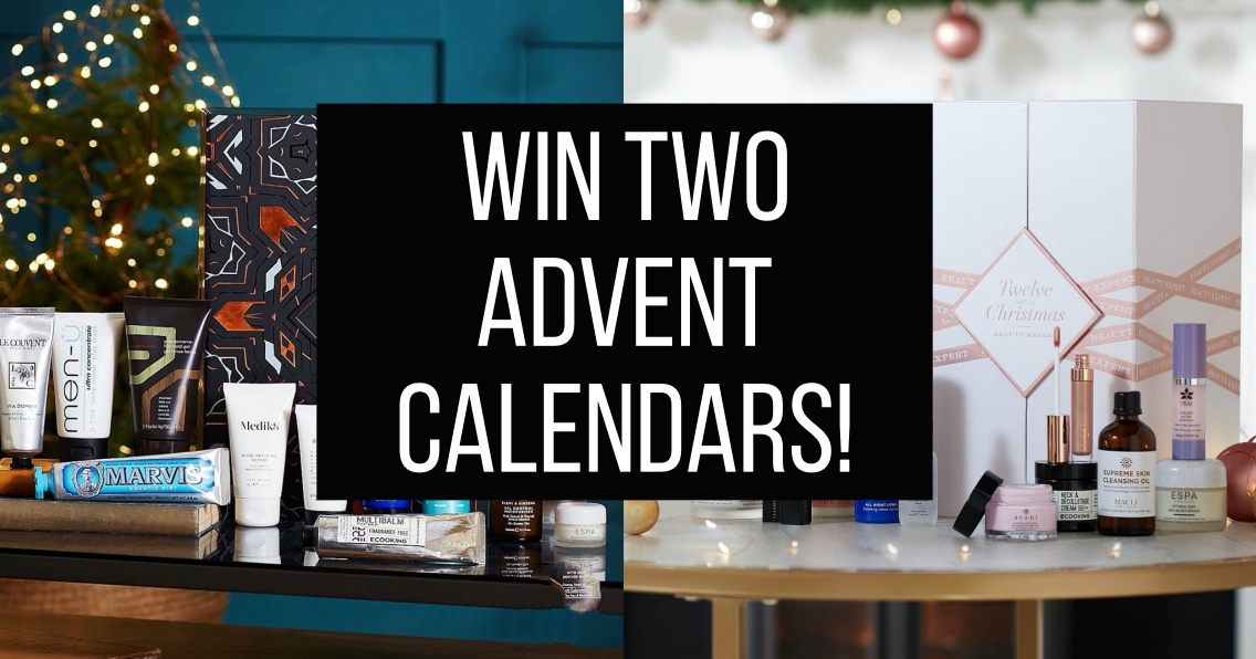 Beauty Expert & Mankind Advent 2020 Giveaway