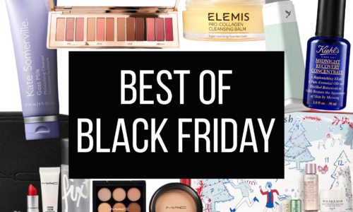 Black Friday Beauty Beauty Advent Calendar 2020