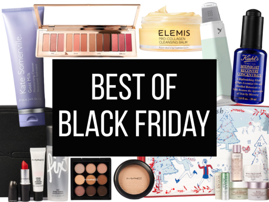 Best Beauty Deals For Black Friday 2020