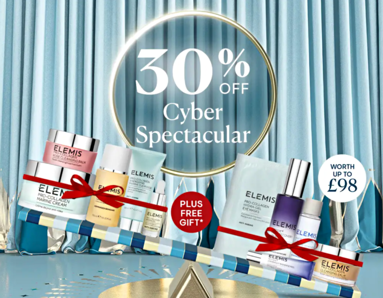 Elemis Cyber Week Black Friday 2020
