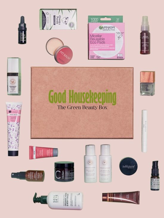 Good Housekeeping Green Beauty Box 2020