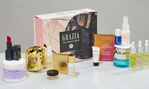 Grazia Glossybox Limited Edition Box 2020