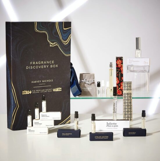 Harvey Nichols & The Perfume Society Fragrance Discovery Box 2020
