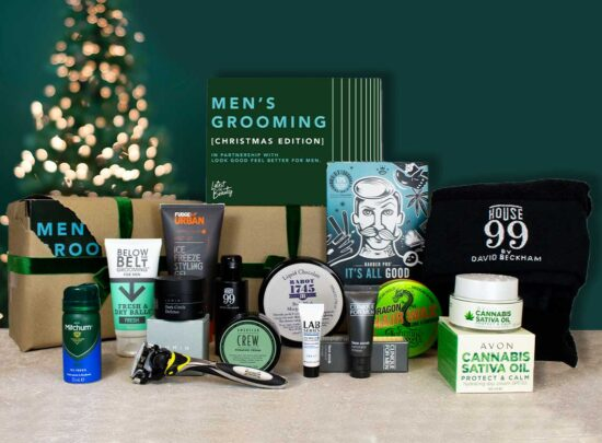 Latest In Beauty Men's Grooming Box 2020