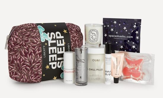 Liberty London The Sleep Kit Gift Set – Worth £254!