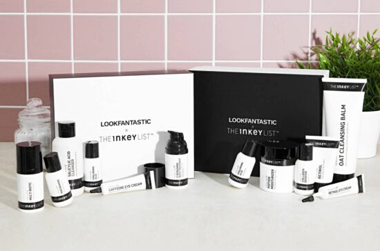 LookFantastic x The INKEY List Limited Edition Beauty Box