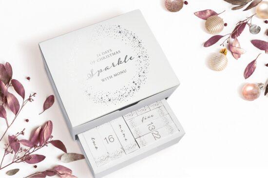 Monu Skin 24 Day Sparkle Advent Calendar 2020
