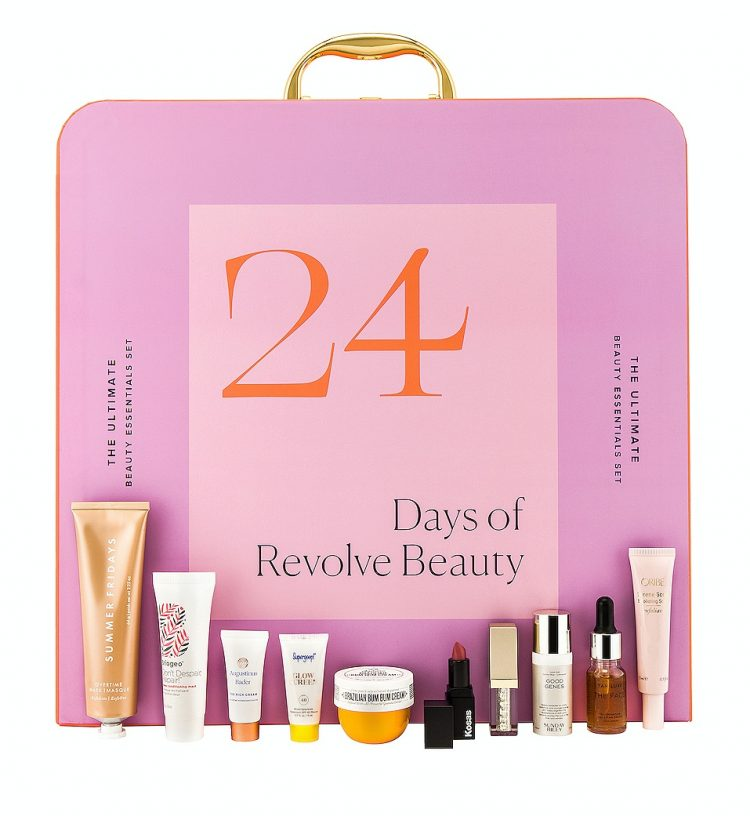 Revolve Beauty Advent Calendar 2020