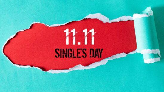 Singles Day 11.11 Beauty Discounts 2020
