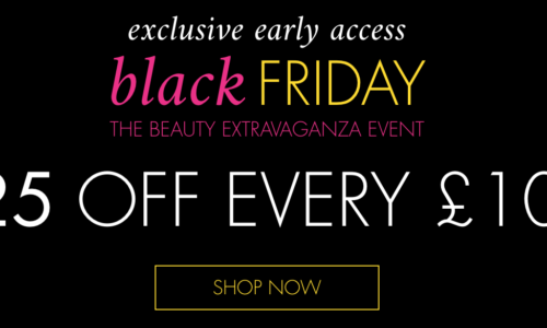 Space NK Black Friday 2020