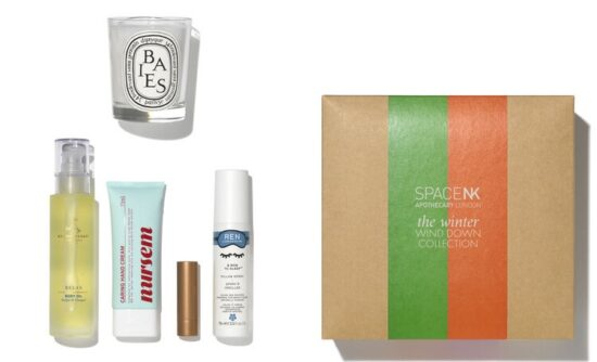 Space NK Winter Wind Down Collection Gift Box – Available Now!