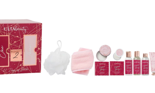 Ulta Beauty 12 Days of Bath Gift Set