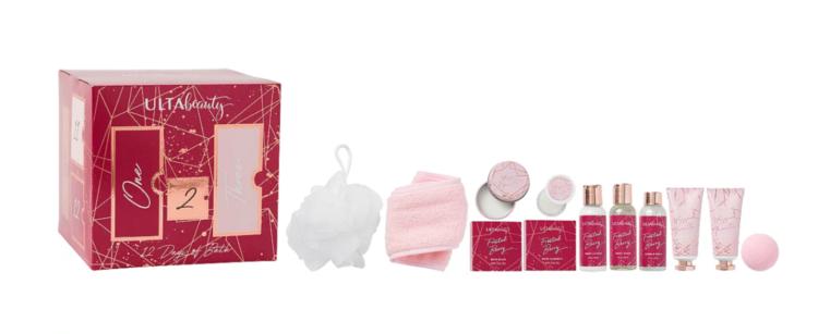 Ulta Beauty 12 Days of Bath Gift Set