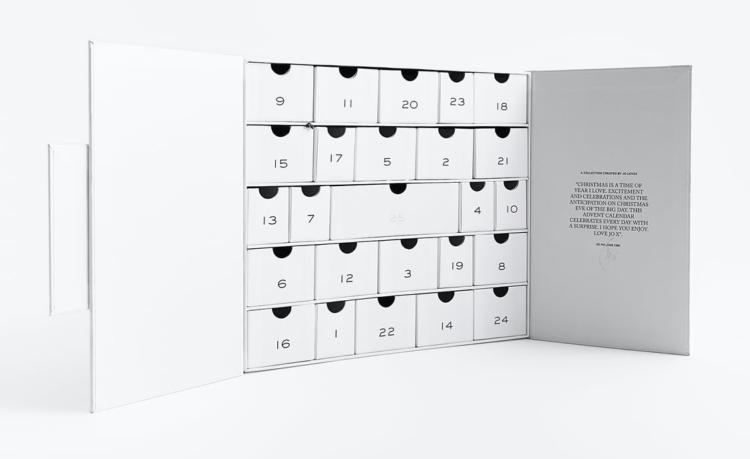 Zara Beauty Wardrobe Zara Emotions Calendar 2020
