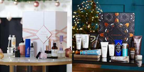 Beauty Expert & Mankind 'His & Hers' Advent Bundle – Worth Over £875!