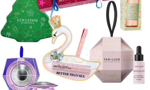Christmas Crackers & Beauty Baubles 2020