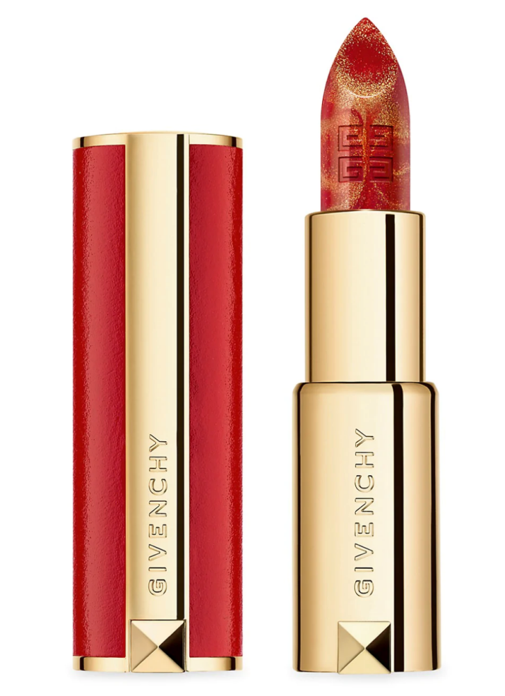 Givency Lunar New Year Marble Lipstick 2021