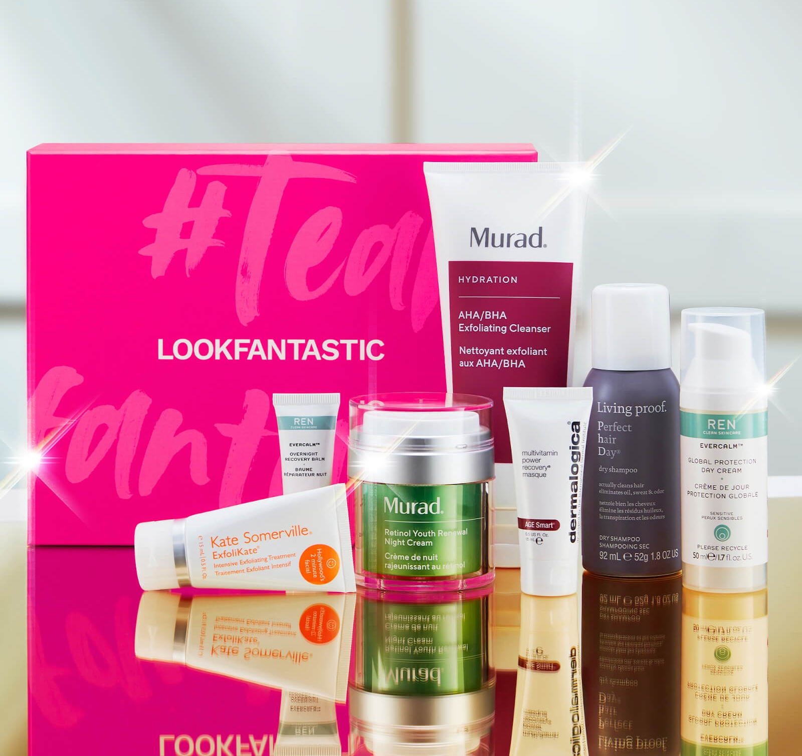 LOOKFANTASTIC Idol Collection Beauty Box 2020
